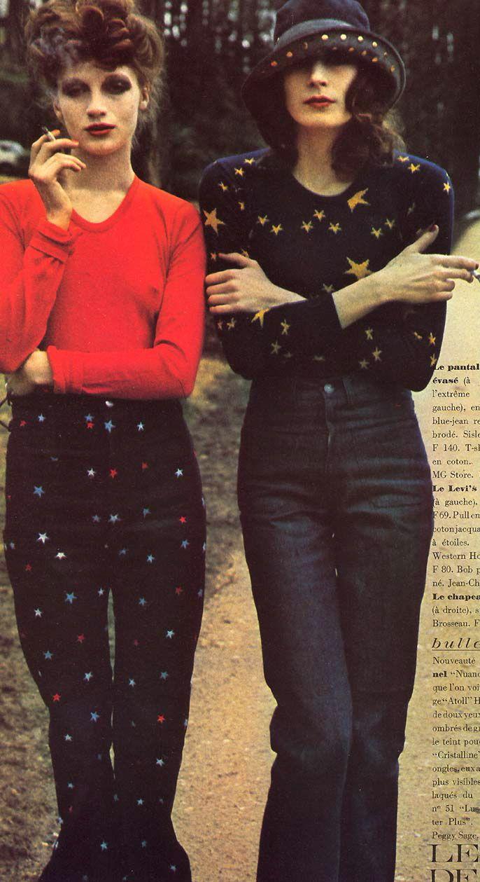The Denim Trend In The 70s – Denim Mania